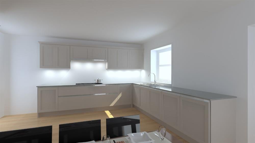 Kitchen Concept Image View 1