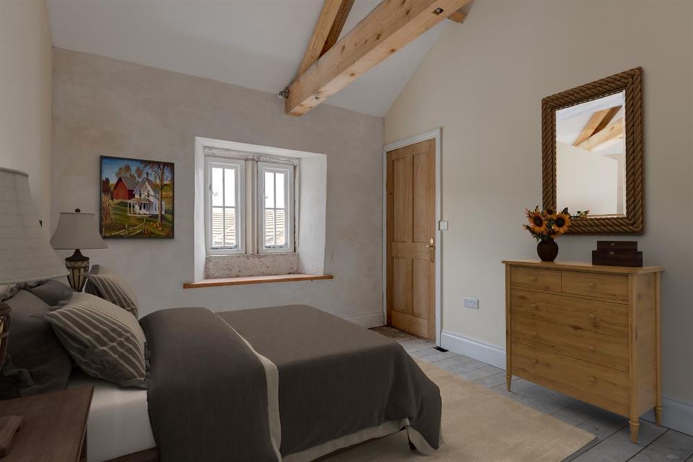 Bedroom Old Farmhouse